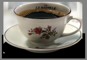 tasa de café
