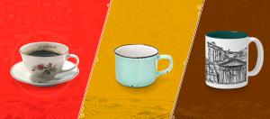 tipos de taza para café de tradición La Bastilla