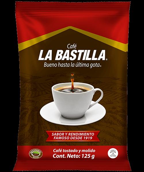 café la bastilla fuerte 125g