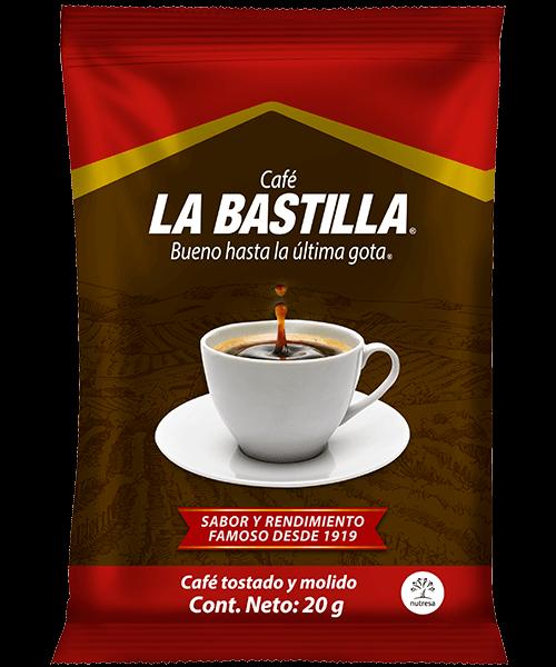café la bastilla fuerte 20g