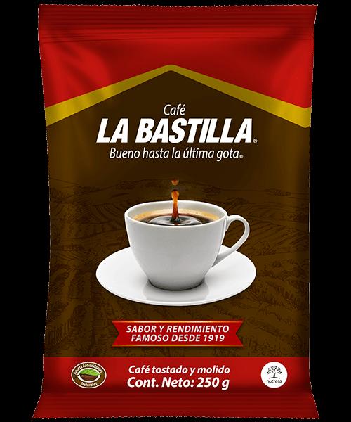 café la bastilla fuerte 250g