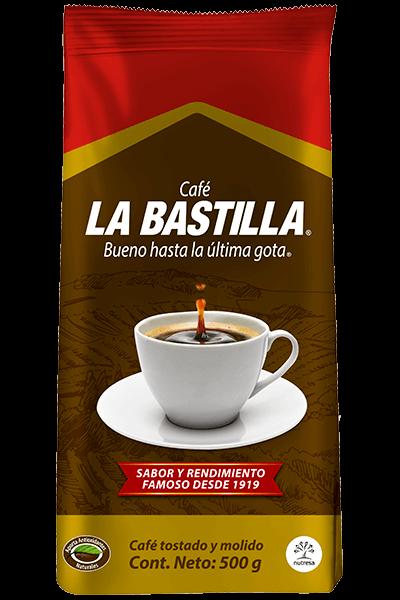 Café la bastilla suave 500g